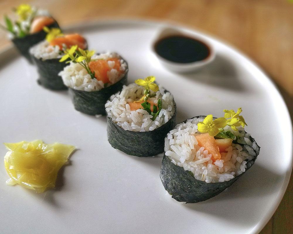 Comment faire des makis vegan ? 10 recettes de makis d'été