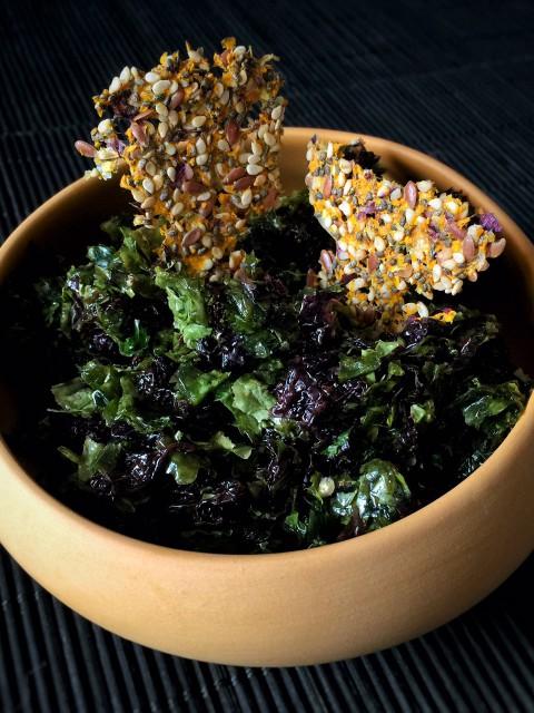 tartare d'algues