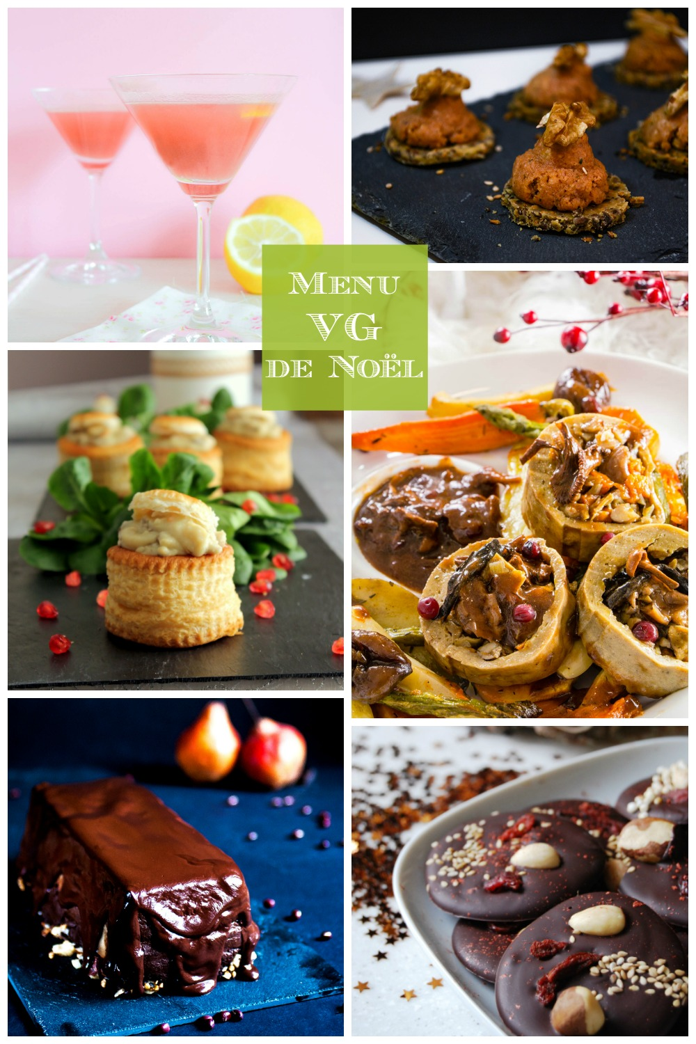 Menu Traditionnel De Noel.Menu Vg Traditionnel De Noel Vegan Freestyle