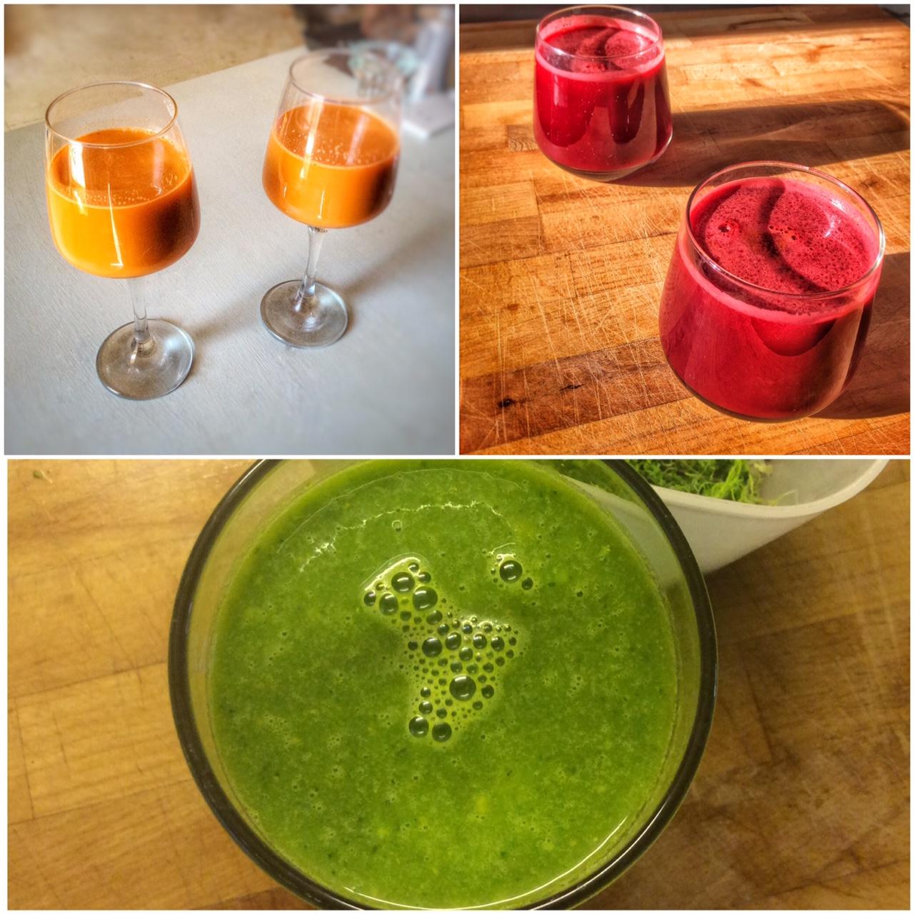 Top 3 Des Jus Detox Recettes De Jus De Fruits Et Legumes Vegan