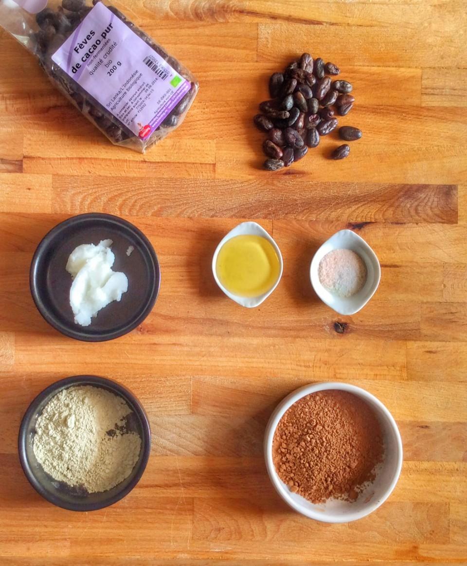 truffe-ingrédients