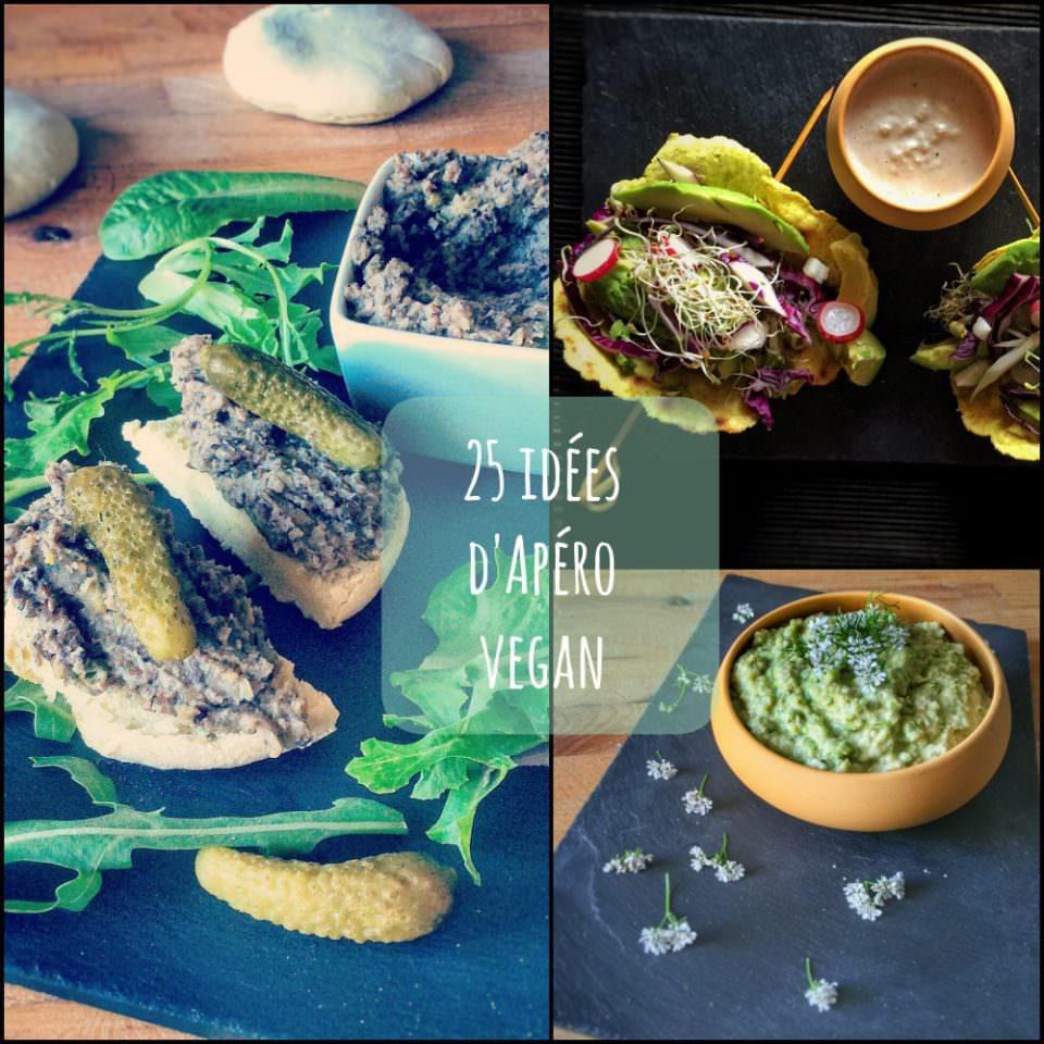Apéro Vegan 25 Idées Simples Et Originales à Partager