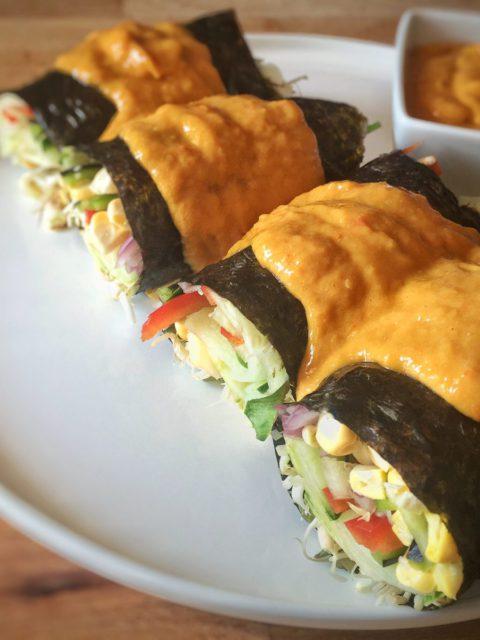 maki burritos