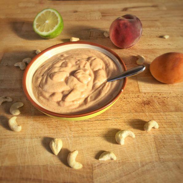 Petit-déjeuner raw vegan