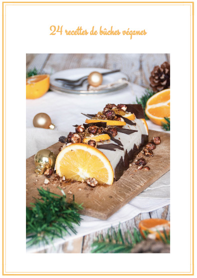 buche de noel vegan ebook