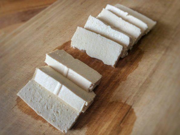 rice burger tofu