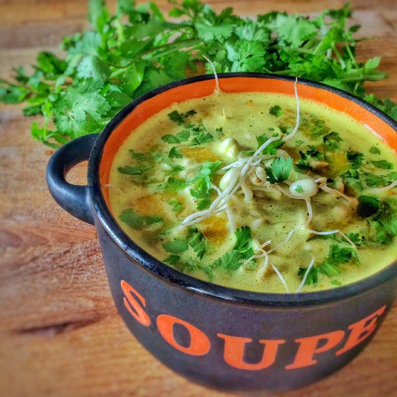 soupe ayurvédique