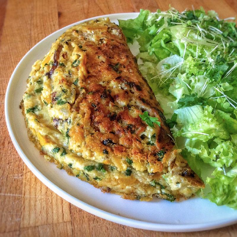 comment faire une omelette vegan parfaite pour tous les go ts. Black Bedroom Furniture Sets. Home Design Ideas