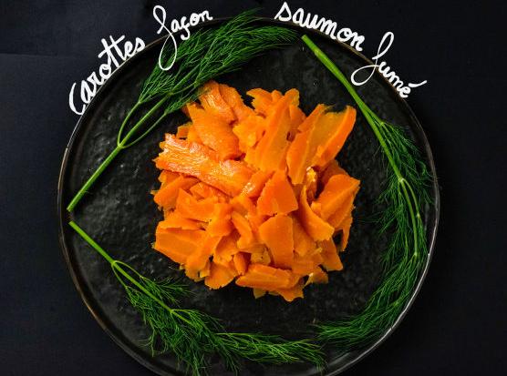 saumon fumé vegan