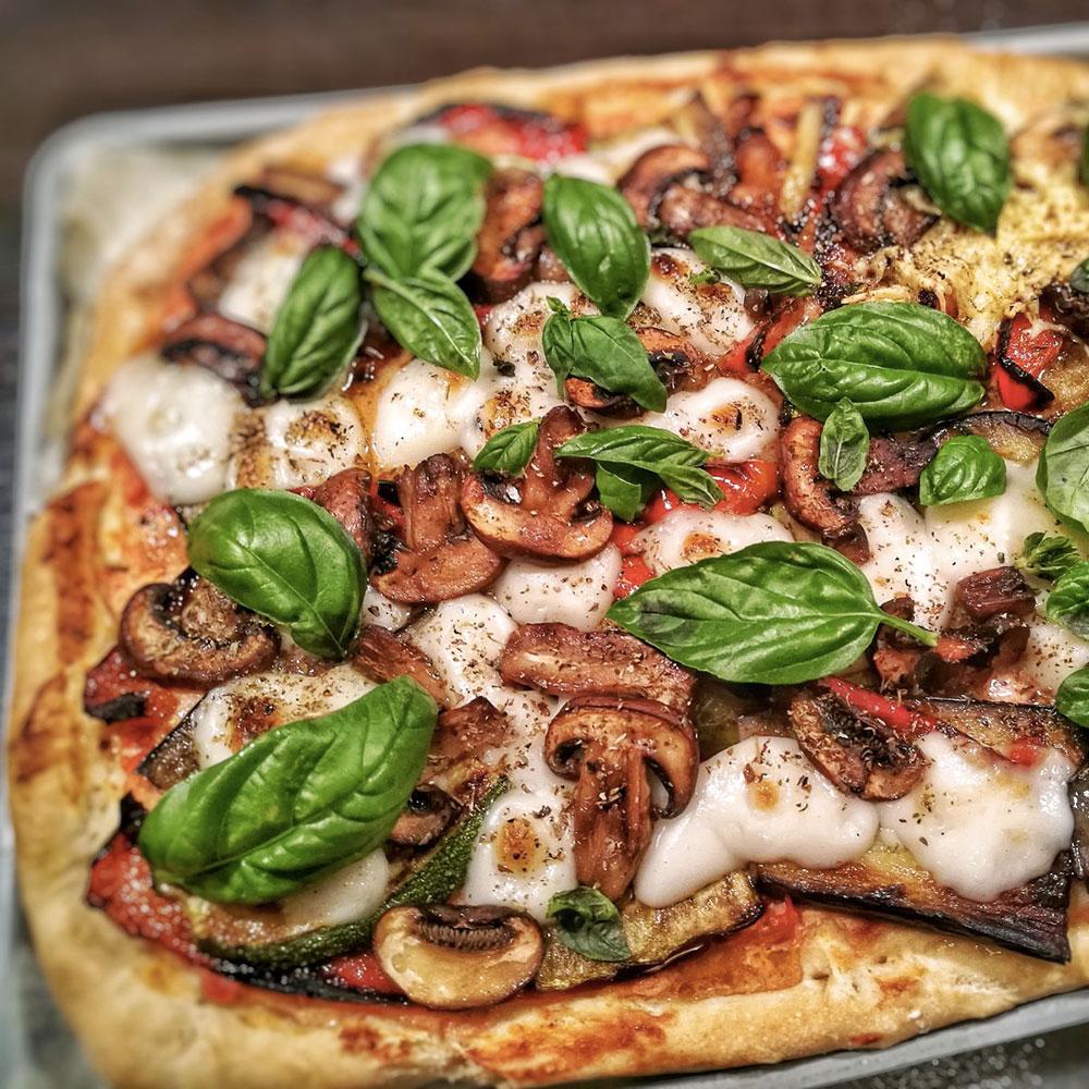 7 garnitures pour faire les meilleures pizzas vegan vegan freestyle. Black Bedroom Furniture Sets. Home Design Ideas