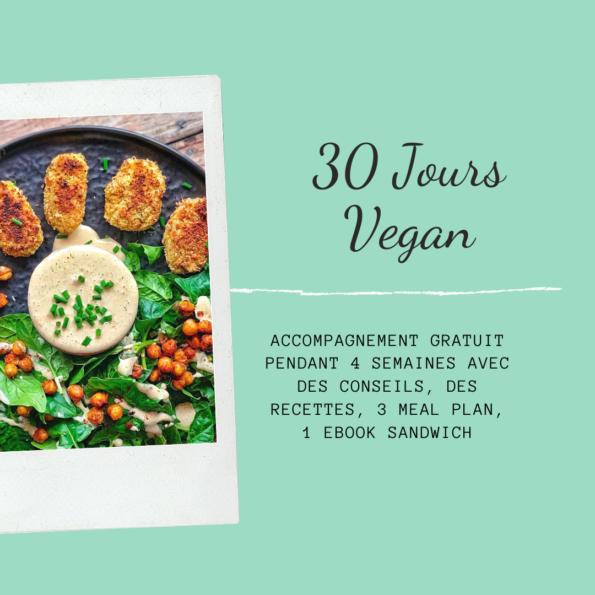30 jours vegan