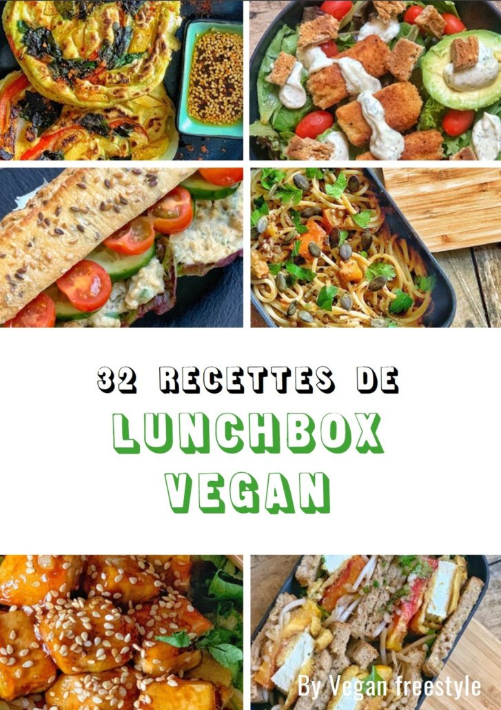 lunchbox vegan