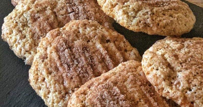 cookies de noël vegan