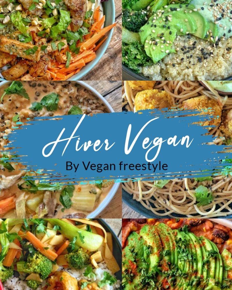 ebook hiver vegan