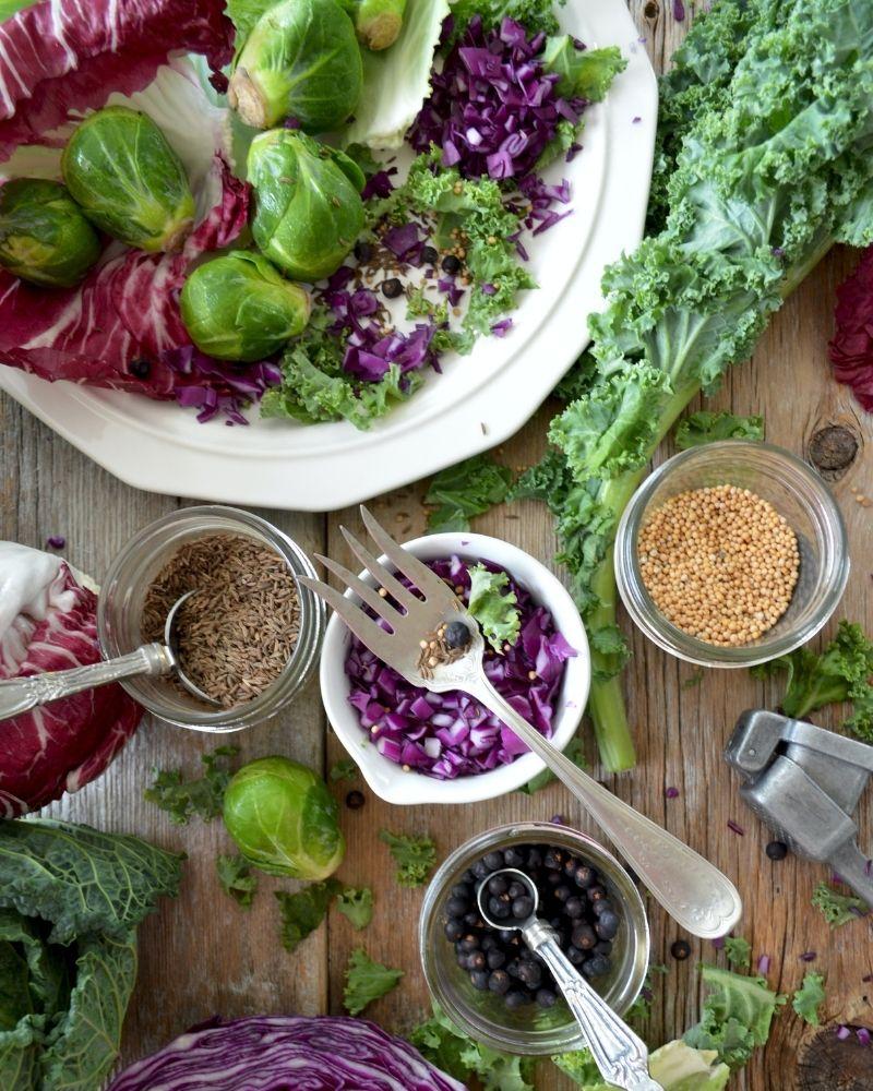 légumes whole food