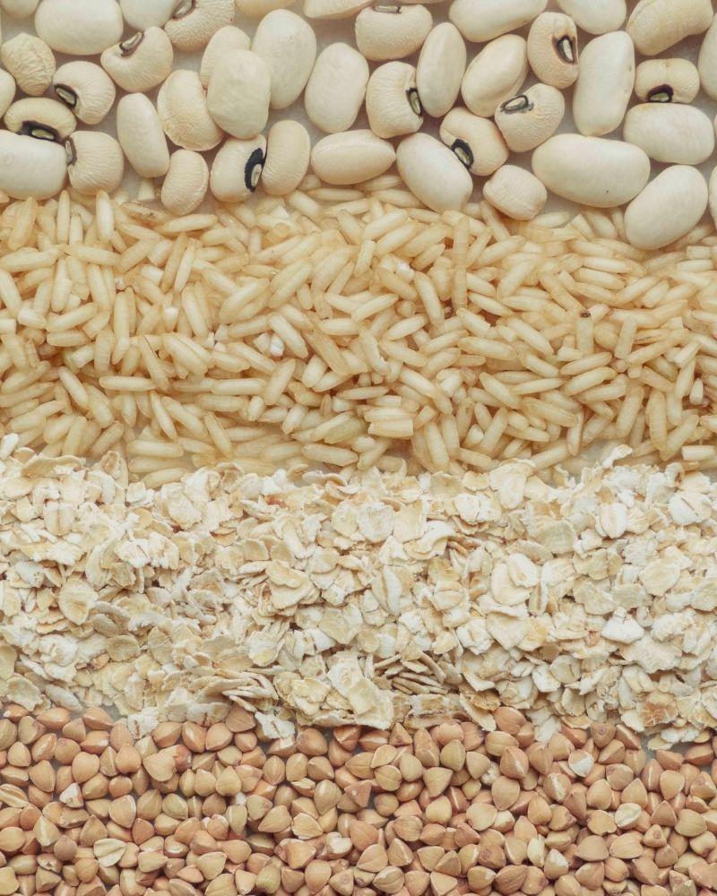 céréales entiers