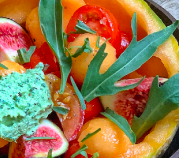 melon bowl vegan